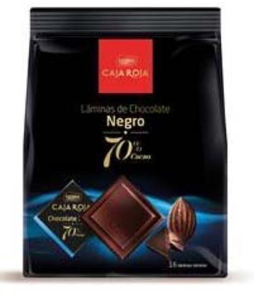 Laminas Nestle CHOCOLATE Negro