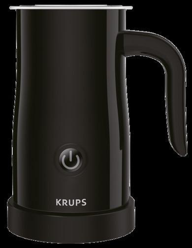Espumador Krups XL100810 Leche Negro