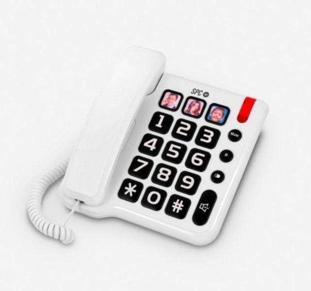 Telefono Spc 3294B Comfort Numbers