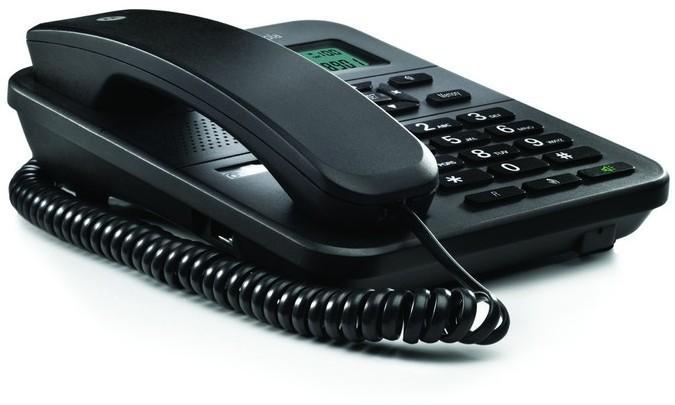 Telefono Motorola CT202 Display Negro
