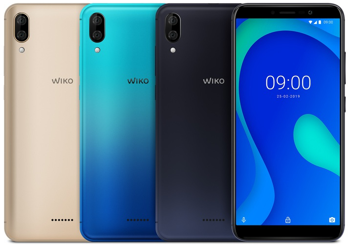 Telefono Wiko Y80 32gb 2gb Ram 13mp Turquesa