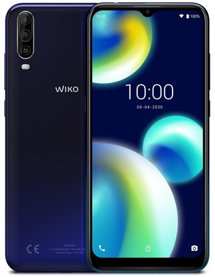 Telefono Wiko VIEW 4 64gb 3gb Ram Azul