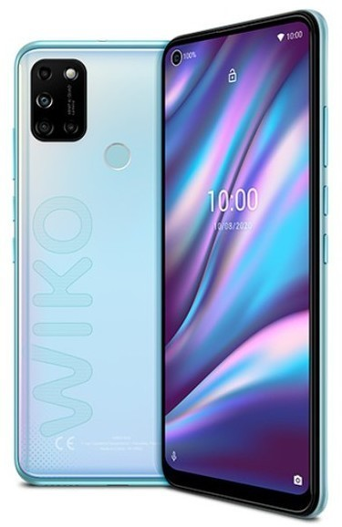 Telefono Wiko VIEW 5 Plus 128gb 4gb Ram Azul