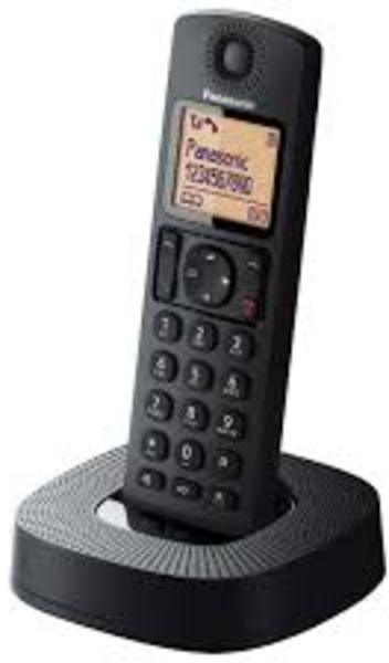 Telefono Panasonic KXTGC310SPB Dect Negro