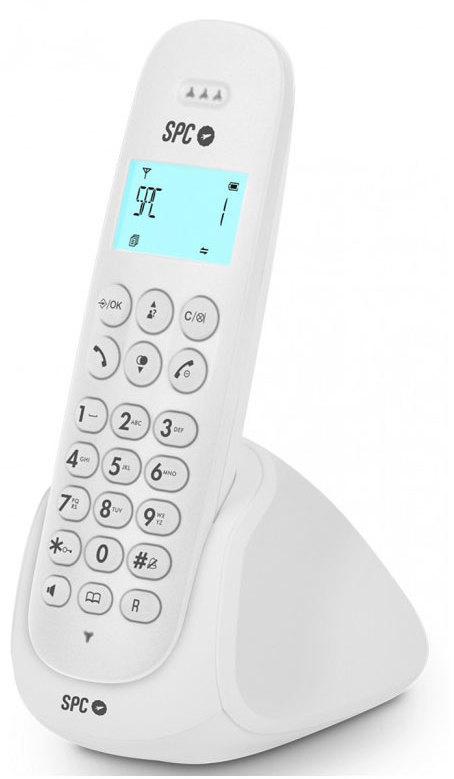 Telefono Spc 7310BART Dect Blanco