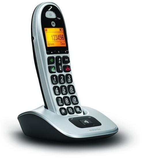 Telefono Motorola CD301 Mayores Plata