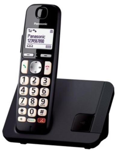 Telefono Panasonic KXTGE250SPB Dect Pers. Mayores