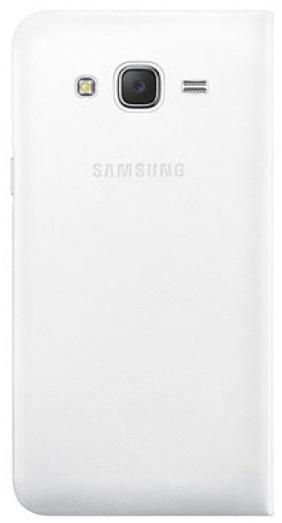 Funda Samsung FLIP Cover J3 Blanco