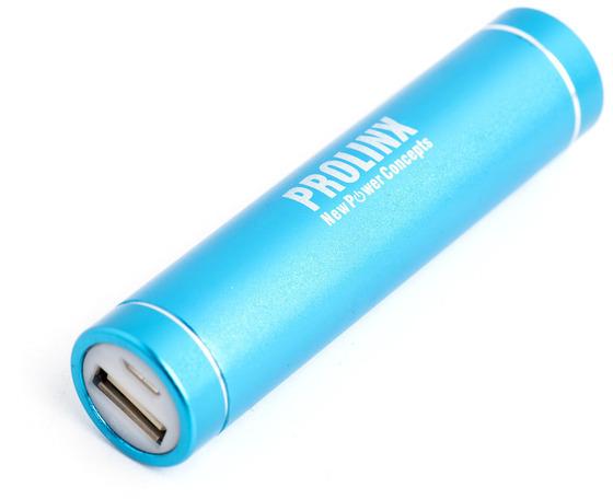 Cargador Prolinx POWERBANK Lsb1 2600mah Azul