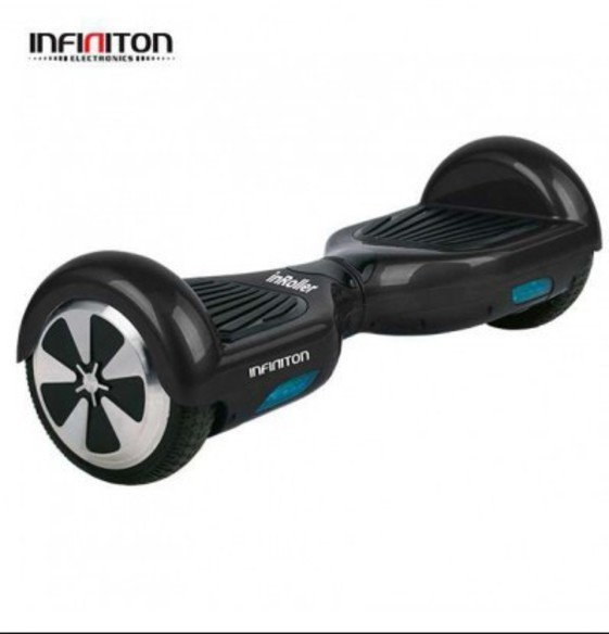 Scooter Infiniton INROLLER 2.0 10km/h Led Negrov**