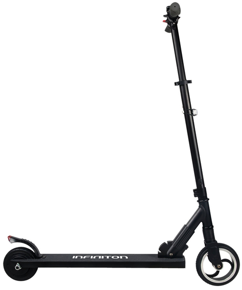 Patinete Infiniton EASYWAY Boulevard 23km/h Negro