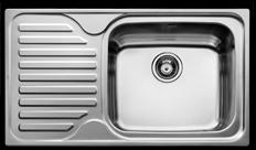 Fregadero Teka MAX 1c 1e D Classic (19200)
