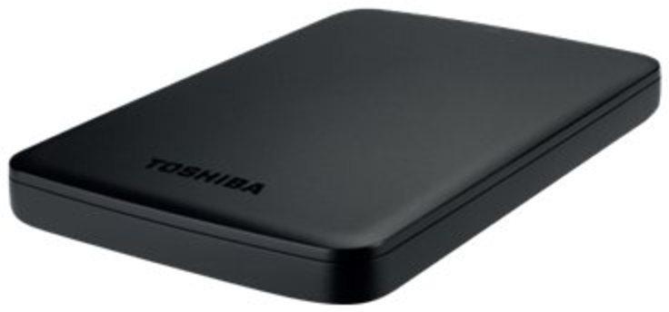 """Disco Toshiba DURO Store Canvio 1tb 2.5"""""""