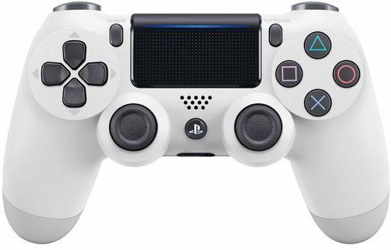Mando Sony PS4 Dual Shock Glaciar White