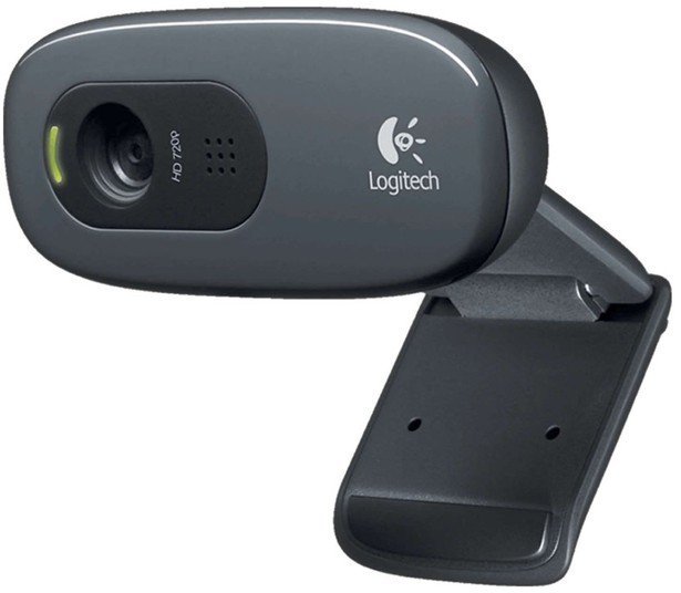 Webcam Logitech C270 Hd 720 Fotos 3mpx Microfono