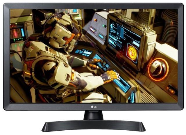 "Monitor Lg 24TL510VPZ 24"" Hd Ips Negro A+"