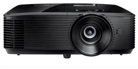Proyector Optoma H184X 3600 Ansi Lumens Negro