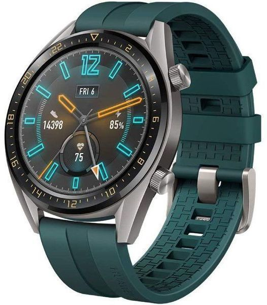 Smartwatch Huawei GTACTIVE 46mm Amoled Verde
