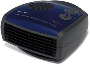 Calefactores horizontales