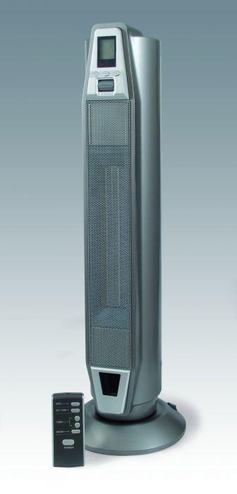 Calefactor Hjm 625 Ceramico Vertical 1000/2000w