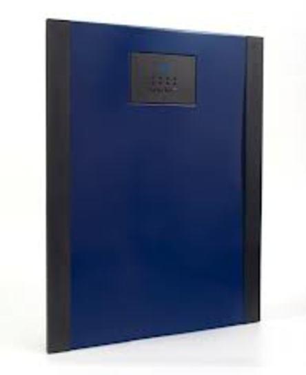 Calefactor Hjm SPLIT 637 Pared Azul Mando 2000w