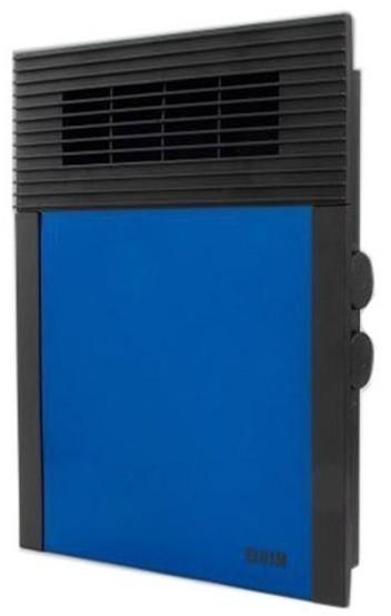Calefactor Hjm 638A Vertical 2000w Azul