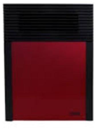 Calefactor Hjm 638R Vertical 2000w Rojo