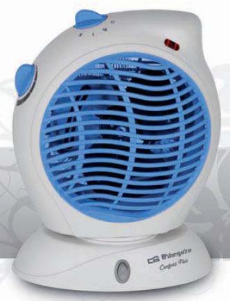 Calefactor Orbegozo FH5560 2000w Oscilante