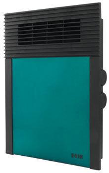 Calefactor Hjm 638V Vertical 2000w Verde