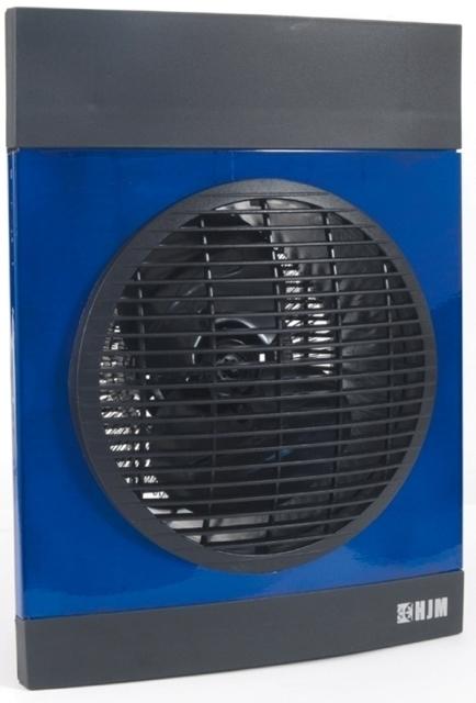 Calefactor Hjm 639A Vertical 2000w Azul