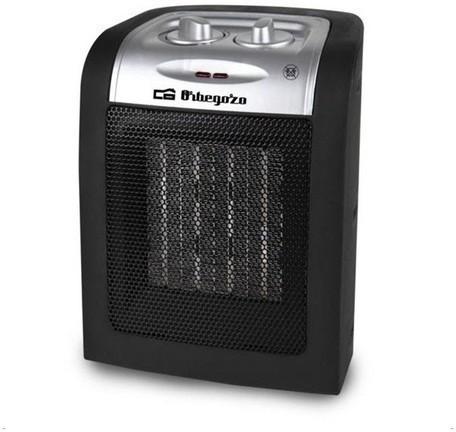 Calefactor Orbegozo CR5017 Negro Ceramico 1500w 1500w