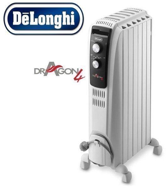 Radiador Delonghi ACEITE Trd04-0820 8 Elementos