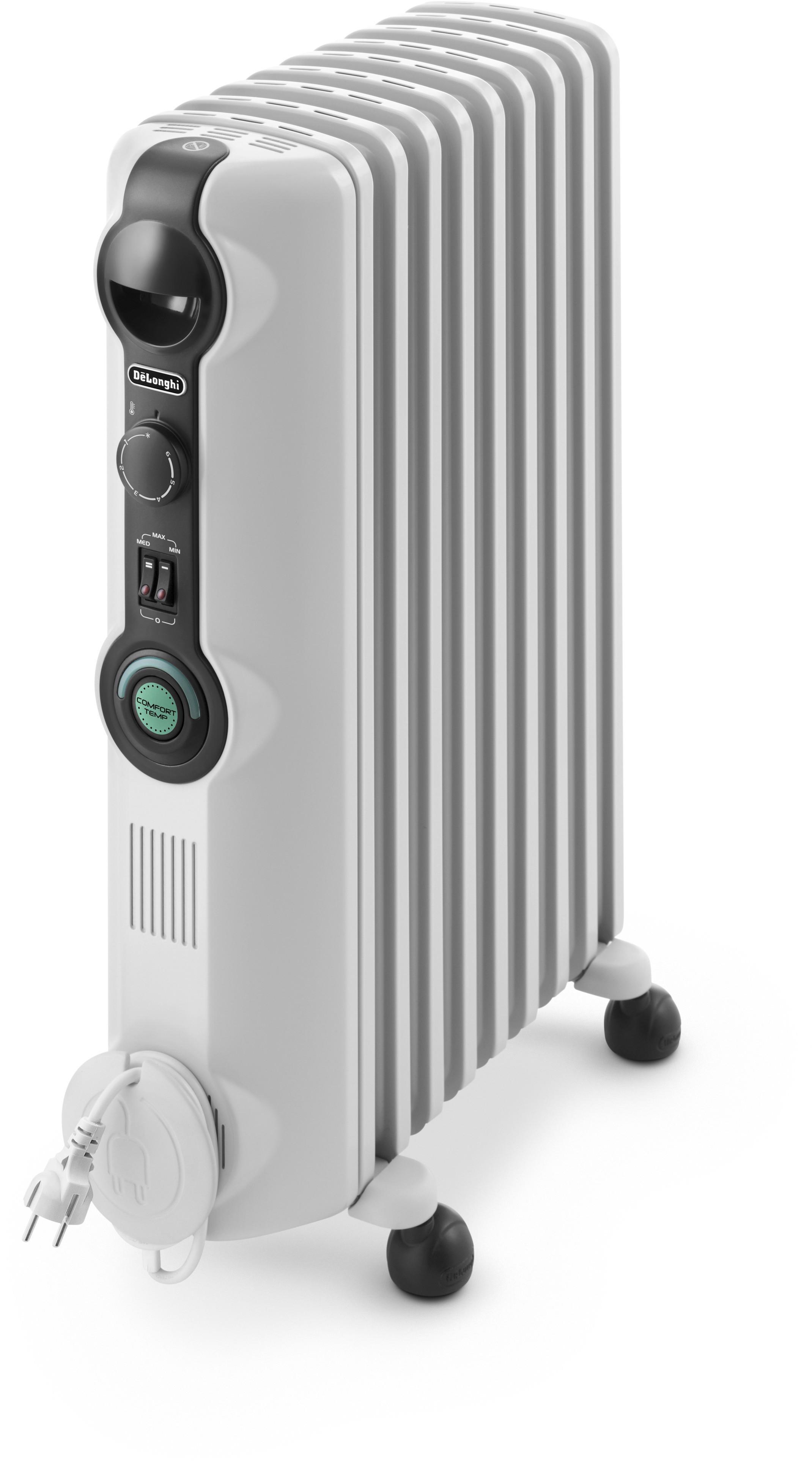 Radiador Delonghi ACEITE Trrs0920c 9elementos
