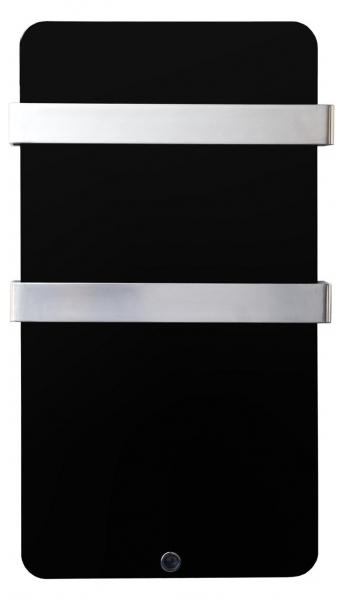 Toallero Haverland XTAL 6n 600w Negro Cristal