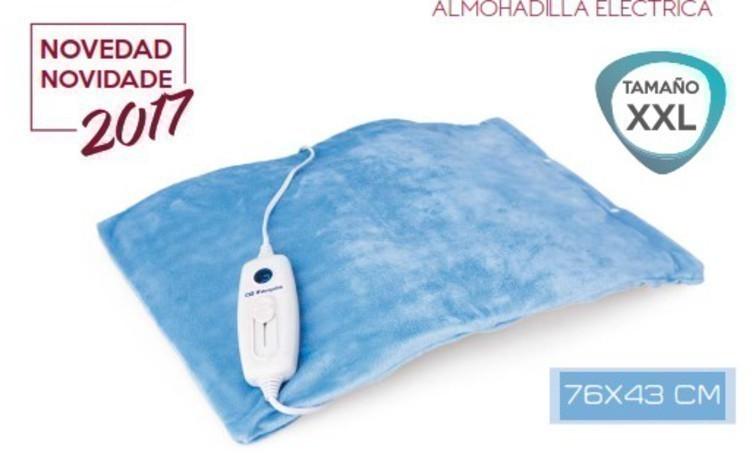 Almohadilla Orbegozo AH3160 76x43