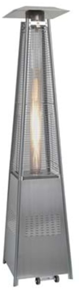 Estufa Qlima PGP113AC Gas Exterior 5000-9500w Ix