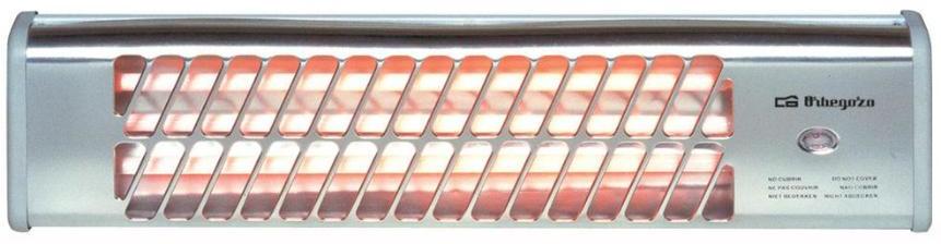 Estufa Orbegozo BB5000 Baño 2barr Cuarzo