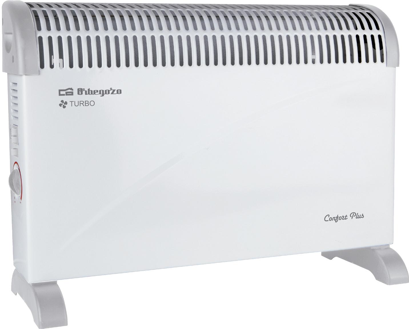 Convector Orbegozo CVT3400 2000 3potencias