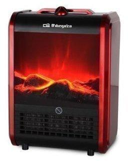 Chimenea Orbegozo CM9015 Electrica 1500w