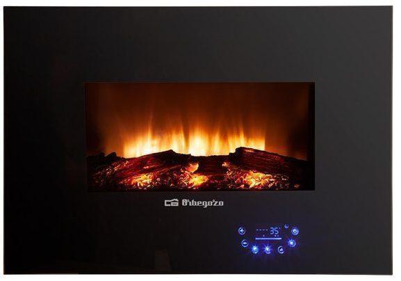 Chimenea Orbegozo CM8000 Electrica 1800w