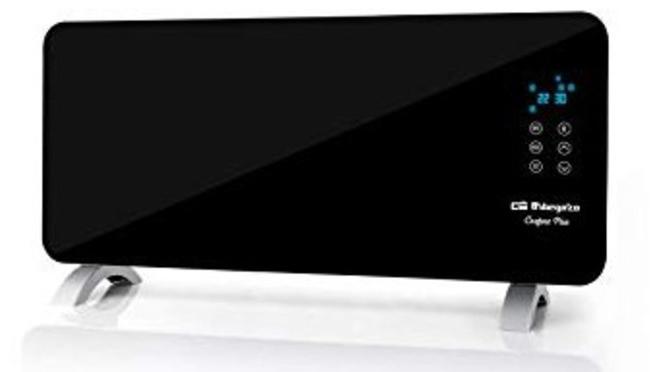 Emisor Orbegozo REH2060 2000w Panel Radiante Negro