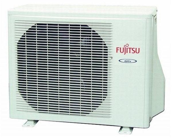 Aire Fujitsu AOY50UI-MI2 Exterior Inverter Bomba