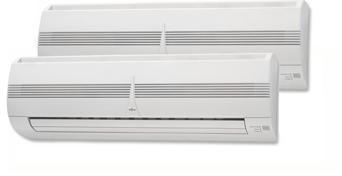 Aire Fujitsu ASY3525U11MIKM 4644fr 2x1 Inverter