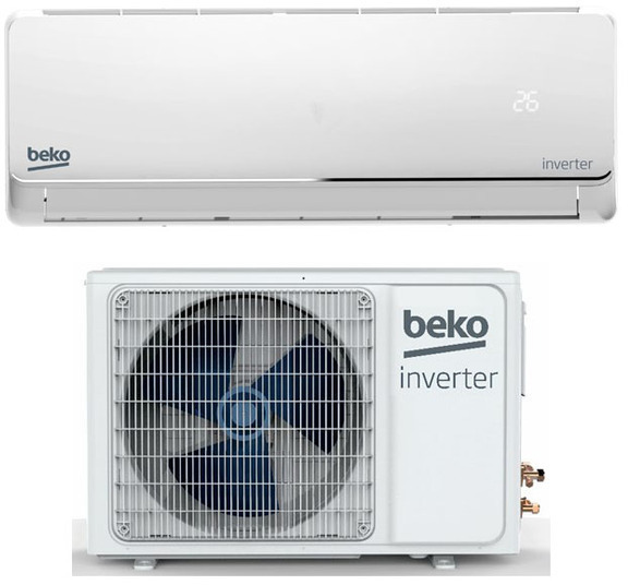 Aire Beko BEVPA180/181 1x1 Inverter 4560fr A++-