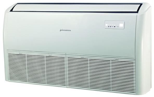 Aire Johnson DBF060+DLY060TK Suelo Tech Tri 16000f