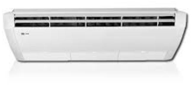 Aire Lg UV37 Cassette Inverter Trifasico