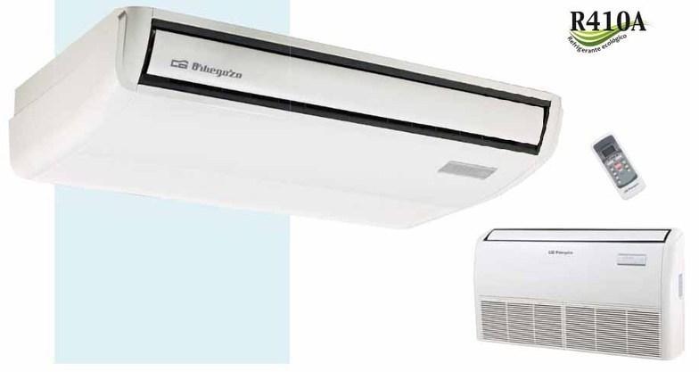 Aire Orbegozo SUTE308-1 Techo Inverter A++