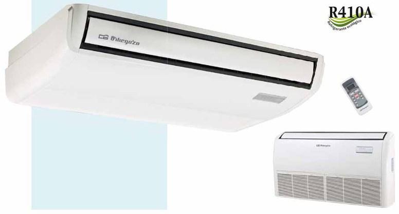 Aire Orbegozo SUTE248 Techo Inverter A++