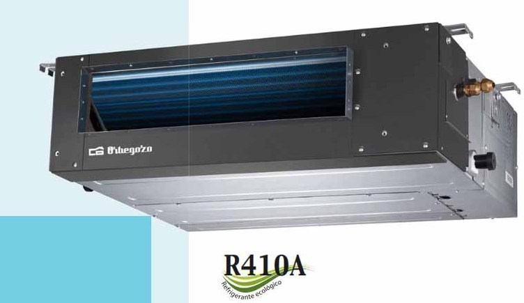 Aire Orbegozo DUCT128 Conducto Inverter