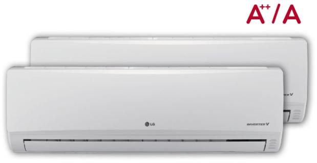 Aire Lg 2ML99C32 Set Wifi 2x1 4100 Frigorias A++